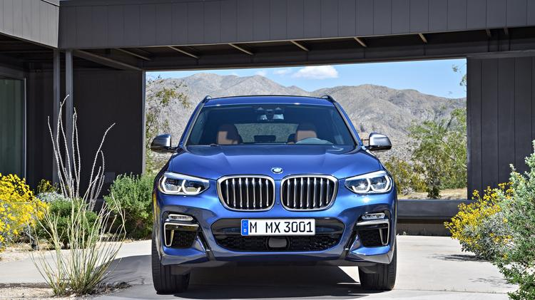 2018 BMW X3: Redesign, Platform, Changes >> Automotive Minute Redesign Makes 2018 Bmw X3 A Greater