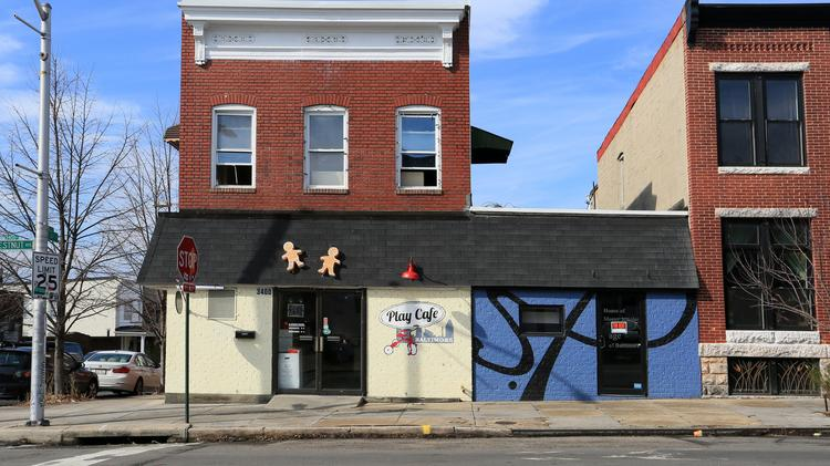 Play Cafe A Family Focused Restaurant In Hampden Will