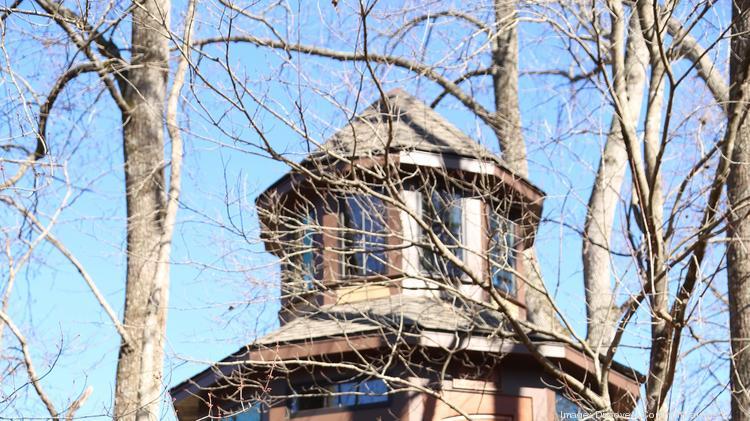 Bon Animal Planetu0027s U0027Treehouse Mastersu0027 Builds Shaq Treehouse Speakeasy In  Georgia (Photos) (Video)