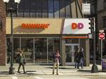 Half of Dunkin' corporate workers make over $110,000