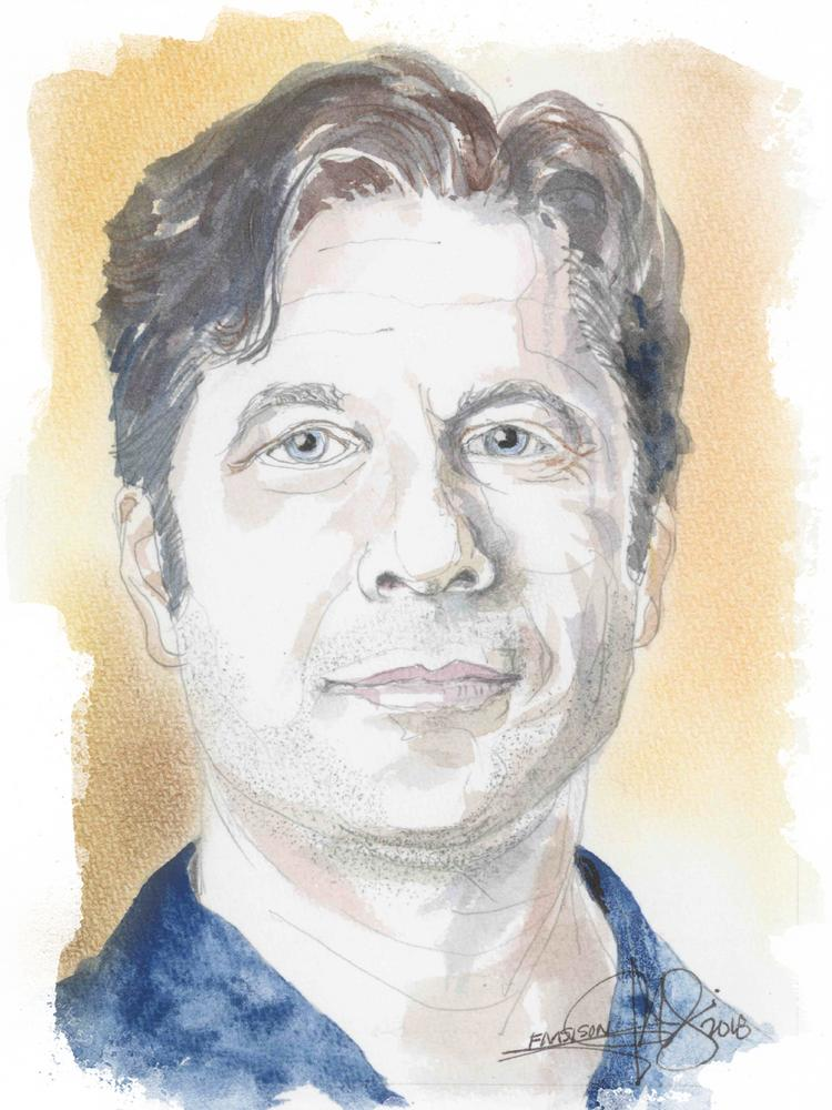 Zenefits' Joshua Stein is the Under Pressure honoree in the