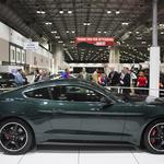After 10-year hiatus, Mustang Bullitt excites guests of the KC Auto Show