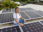 Entrepreneur started solar company at age 24