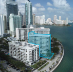 Waterfront development site in Brickell listed for sale