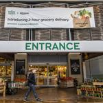 Bit by bit, Whole Foods gets an Amazon touch