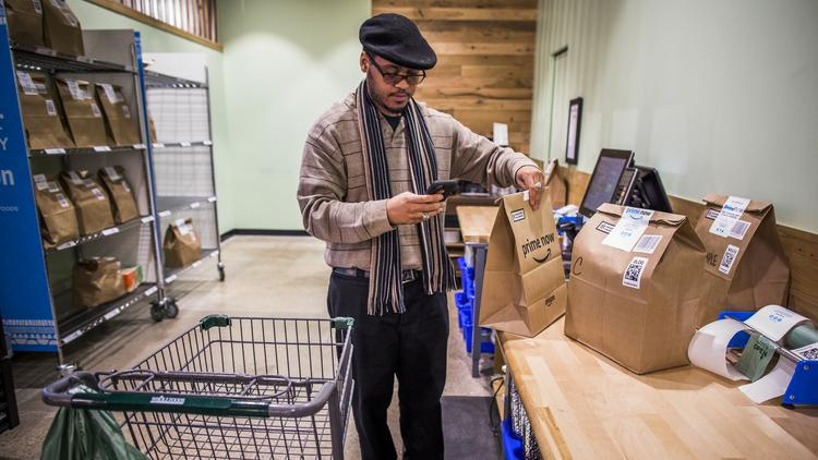 Amazon job postings reveal plans for Whole Foods grocery