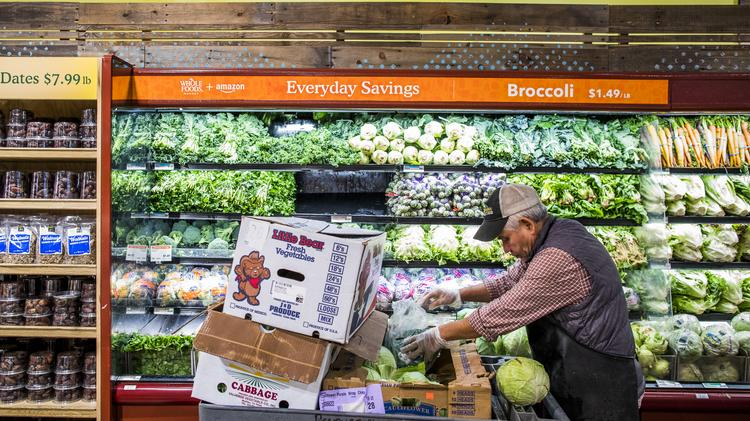 Layoffs Senior Exec Departures Shake Up Whole Foods Reports Say