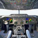 Have a look: UPS is updating the cockpits of most of its aircraft
