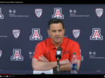The potential peril for University of Arizona backing basketball coach Sean Miller