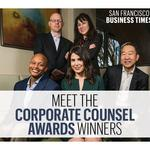 Meet the winners of our 2018 Corporate Counsel Awards