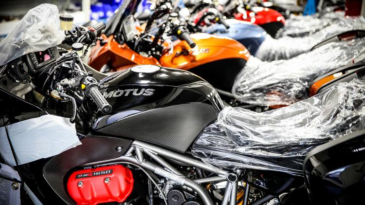 Motus Motorcycles Has Expanded Its Dealer Network To California And  Connecticut.