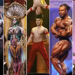 PHOTOS: Bodybuilding, bodypainting, bikinis, the Mountain and more at the Arnold Sports Festival