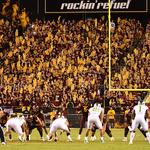 ASU reconnecting student section at Sun Devil Stadium