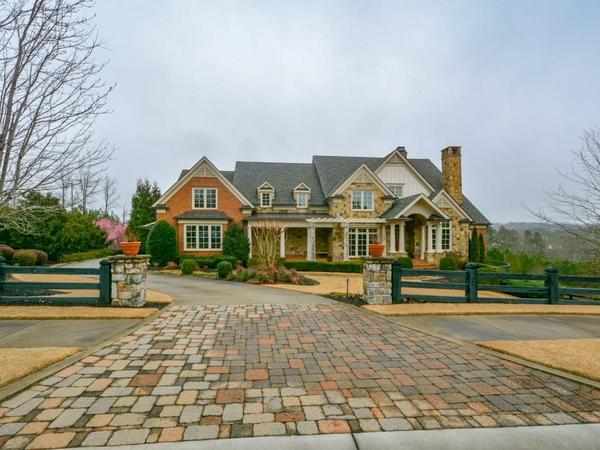 Home of the Day: Executive Home in Blue Valley