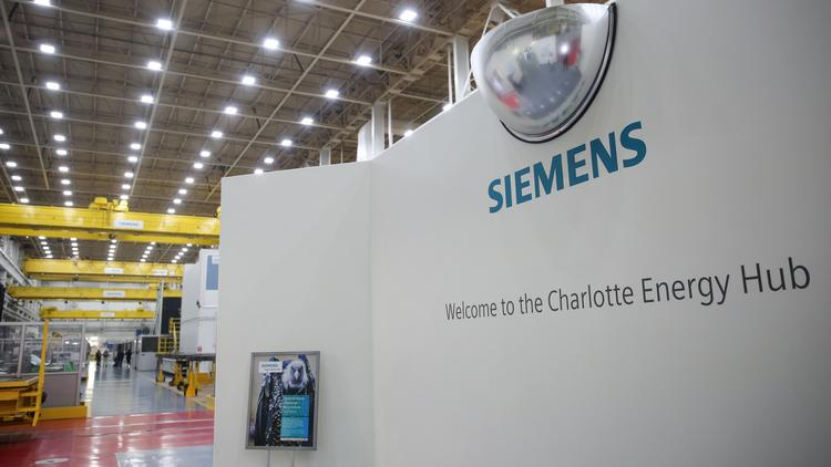Report: Siemens might sell gas turbine business - Charlotte
