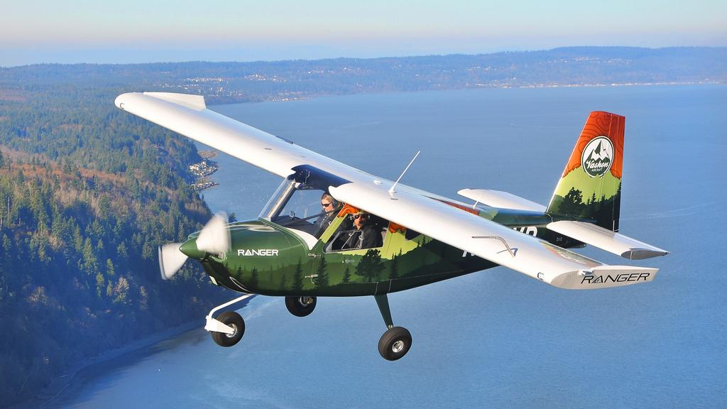 Puget Sound region's other airplane maker wins national recognition