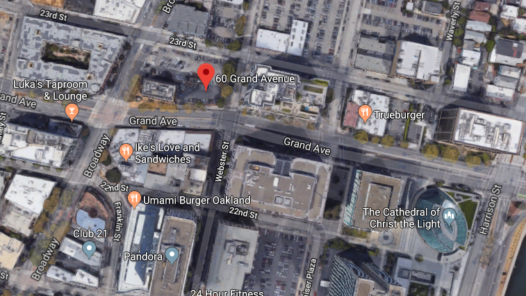 267 apartments proposed at 60 Grand Ave. in Oakland's hot Uptown district near Lake Merritt - San Francisco Business Times