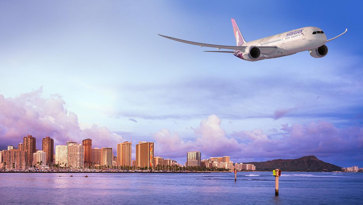 Hawaiian Airlines joins Alaska in offering pre-flight Covid-19 tests in Seattle area - Puget Sound Business Journal