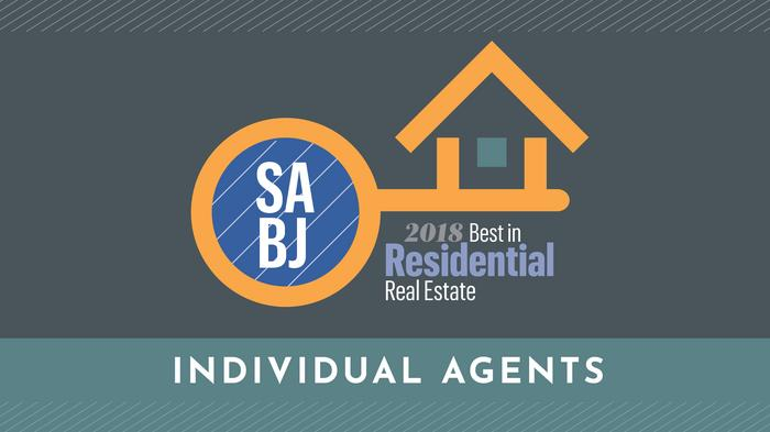 SABJ presents the top Real Estate Agents for the 2018 Residential Real Estate Awards