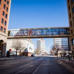 Wichita landed where on list of top college hoops cities?