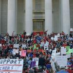 Viewpoint: West Virginia teachers win raise, but nation's rural teachers are still underpaid