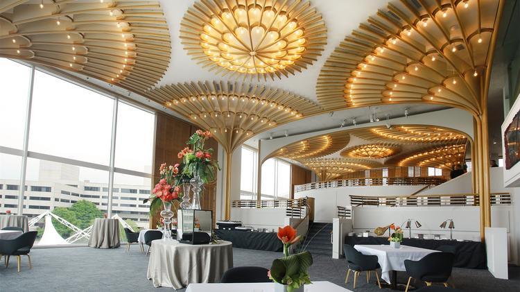 The American Restaurant Opened On Valentine S Day In 1974 At Crown Center Kansas City