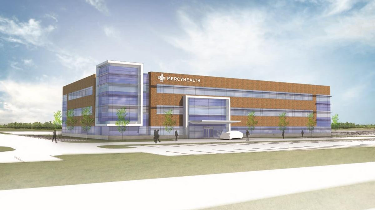 Mercy Health To Begin Construction On Multimillion Dollar