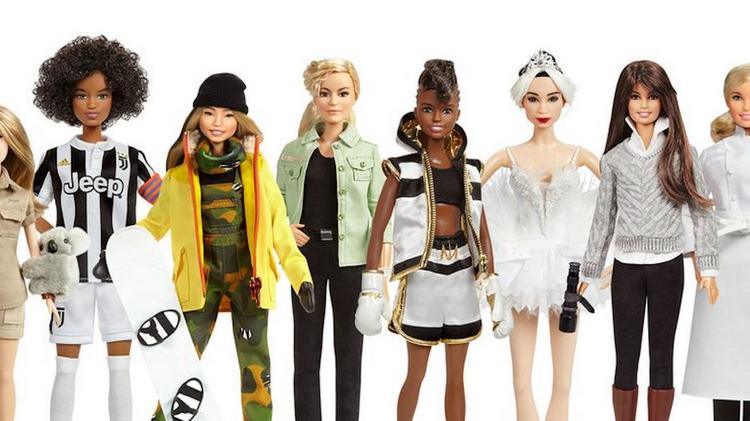 Mattel Unveils Amelia Earhart Frida Kahlo Chloe Kim Barbies La Biz