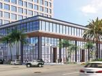 Co-working space, restaurant sign leases at 501 Las Olas Square