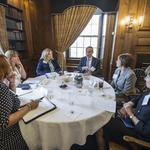 Milwaukee women leaders connect with region's CEOs to talk gender diversity: Slideshow
