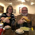 Fish Sandwich Chronicles: Neal and Susie <strong>Shipley</strong> at Big Jim's