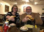 Fish Sandwich Chronicles: Neal and Susie Shipley at Big Jim's