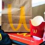 <strong>McDonald</strong>'s flips logo to celebrate International Women's Day