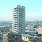 Real Estate Notebook: CBRE a frontrunner; Pershing Point Plaza sells