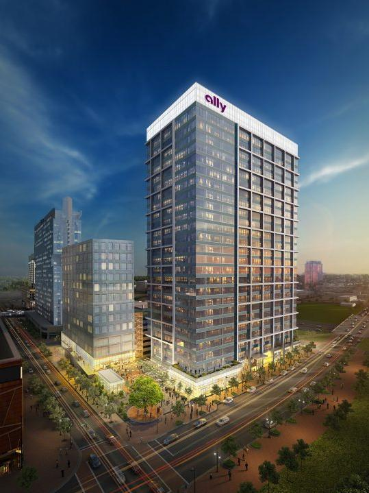 Bham Contractor Begins Work On Mive Charlotte Skyser