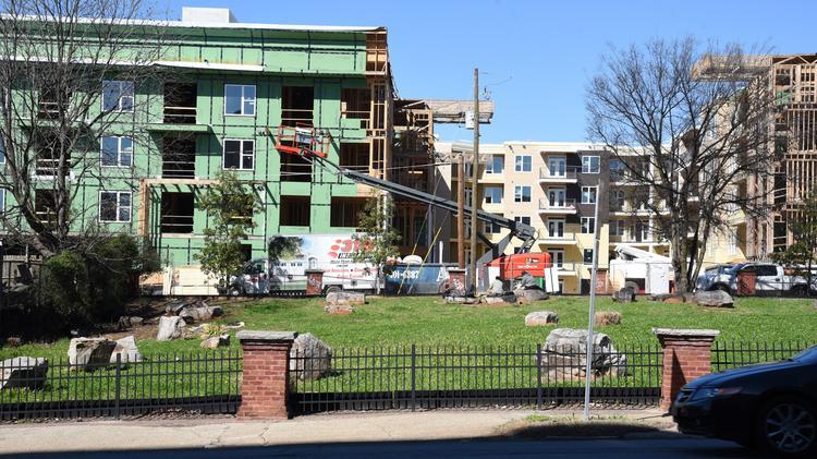 Atlanta's Memorial Drive site of new developments - Atlanta