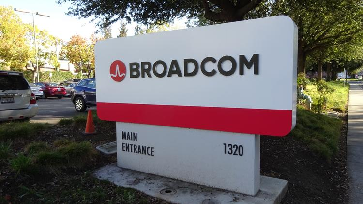 Broadcom shares jump on new Apple contract to supply radio