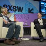 Michael Dell, Clay <strong>Johnston</strong> tell SXSW audience: Disruption, innovation only way to fix U.S. health care system