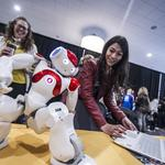 Hands on training: Scenes from Milwaukee Business Journal's STEaM event
