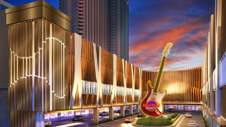 Opening Date Set For Hard Rock Hotel Casino In Atlantic City