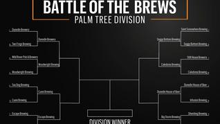 Battle of the Brews 2018: Palm Tree Division - Round 2