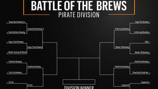 Battle of the Brews 2018: Pirate Division - Round 2
