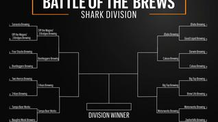 Battle of the Brews 2018: Sharks Division - Round 2