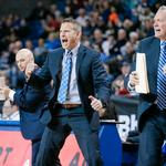 UB basketball coach Nate Oats to make $600K base salary, with incentives for postseason success