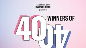 Check out all the honorees from our 40 Under 40 Class of 2018
