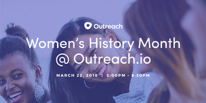 Outreach's Women Empowerment Panel