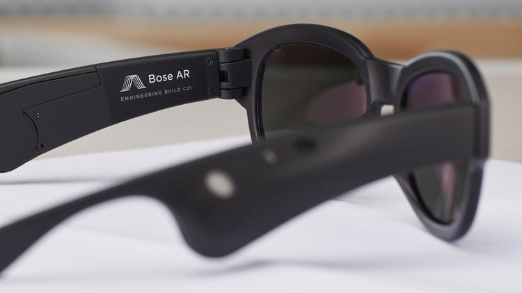 Bose creates $50M investment fund to support its new AR