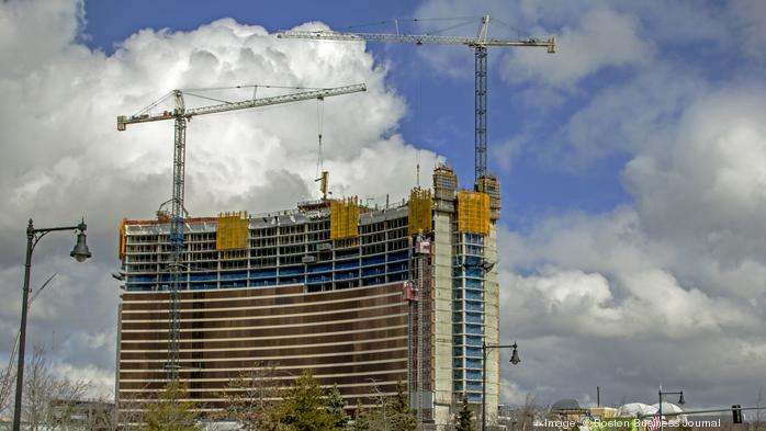 Wynn CEO indicates firm could sell Everett casino to protect bottom line