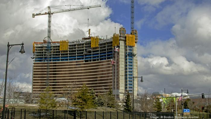 MGM chief says Wynn Boston Harbor acquisition not likely