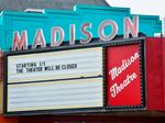 How much the Madison Theater sold for in Albany